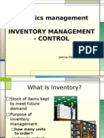 Inventory Management - Control_lecture 3
