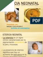 Icteria Neonatal