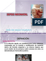 Sepsis Neonatal Hospital Ror Juli
