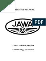 Jawa 350 Manual