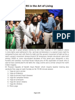 The Art of Living by Shri RS