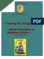 Tuning the Bagpipe