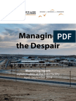 Managing the Despair ENG
