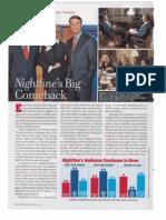 TVGuide - Nightline's Big Comeback