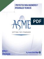 ASME - Modulo 01