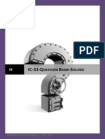 IC-33 2014 Question Bank-Solved