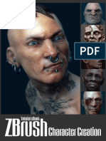 ZBrush Character Creation by Oliver