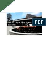 Photoshop Elements Basics