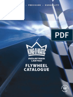 KOM Flywheel Catalogue
