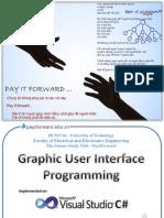 aMSP430 C8 Course Lesson10 GUI