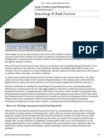 CDC - Fasciola - Epidemiology & Risk Factors