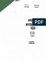 Analiza Matematica Postolica Niminet 2000