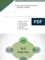 PPT Bengkel K3