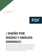 Diseño y Analisis Dinamico