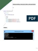 Dot.netprogram