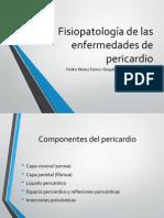 Fisiopatología de Las Enfermedades de Pericardio