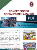 Clase 1 Concepciones Sociales de La Salud