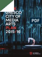 York City of Media Arts - Plan - Small
