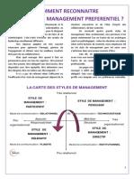 Style Management