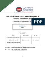 Lesson Plan Week 4 (LM)