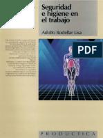 220586004 Seguridad e Higiene en El Trabajo Rodellar Lisa Adolfo Author PDF