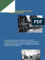 Tema 5 Transformaciones Económicas y Sociales Siglo XIX (Curso 2014-15)