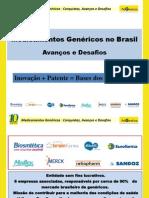 Medicamentos Genéricos no BrasilAvanços e Desafios