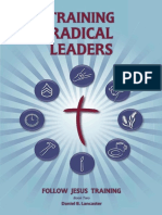 Training Radical Leaders - Arab - Daniel B. Lancaster