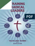 Training Radical Leaders - Arab - Daniel B. Lancaster