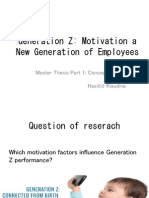 Generation Z Ppt