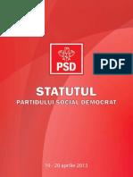Statut PSD
