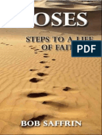Moses - Steps to a Life of Fait - Bob Saffrin