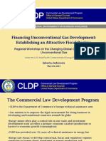 Session 01 01 Financing Unconventional Gas Development Us Asia Regional Workshop