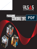 ILSAS Training Schedule 2013