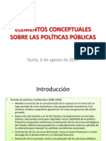 2014.08.06-Conceptualizacion Sobre Politicas Publicas (PIB)