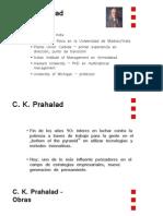 Hamel y Prahalad