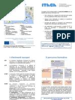 Itaca project -  Brochure Italian