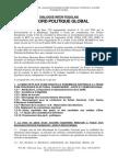 Accord Politique Global 200806
