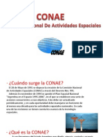 Powerpoint CONAE. Grupo 1