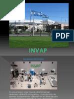 Powerpoint INVAP. Grupo 1