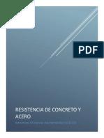 resistencia Acero-Concreto