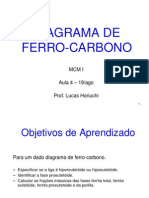 4_2 Aula (19_08) - Diagrama Ferro - Carbono