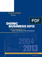 Doing Business in Brasil 2013