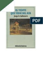 Sallenave Jorge O - El Viento Que Viene Del Sur