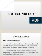 Biotechnology 2