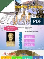 Filosofía Jónica