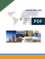 NDA Profile 2012