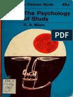 Psychology of Study