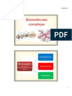 11. Biomoleculas Complejas - Clase