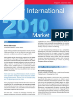 2010 Market Outlook